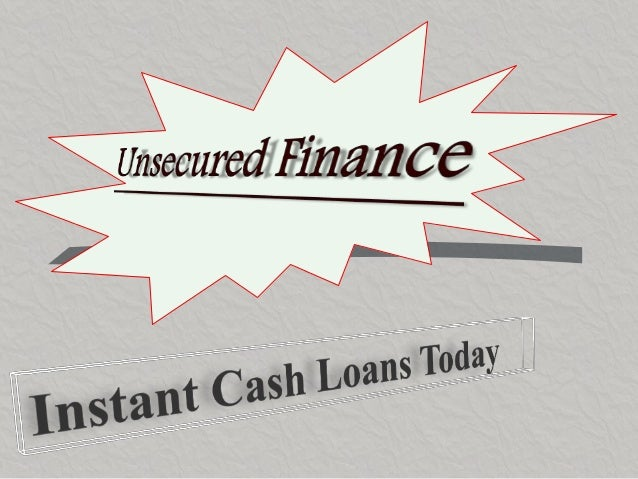 Instant Cash Loans Today Are Smooth And Helpful Funds That Will Be Approved Within A Day Of The Application.