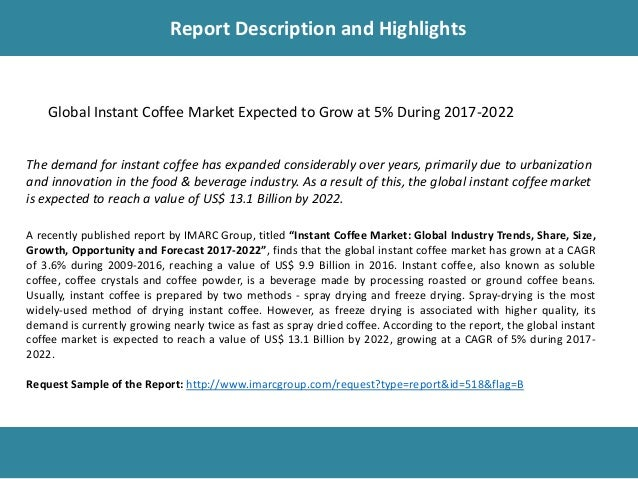 innovation report for instant coffee Amazoncom : nescafe classic instant coffee, 8 ounce jar : grocery & gourmet  food  nescafe makes the best instant coffee period, end of report nescafe.