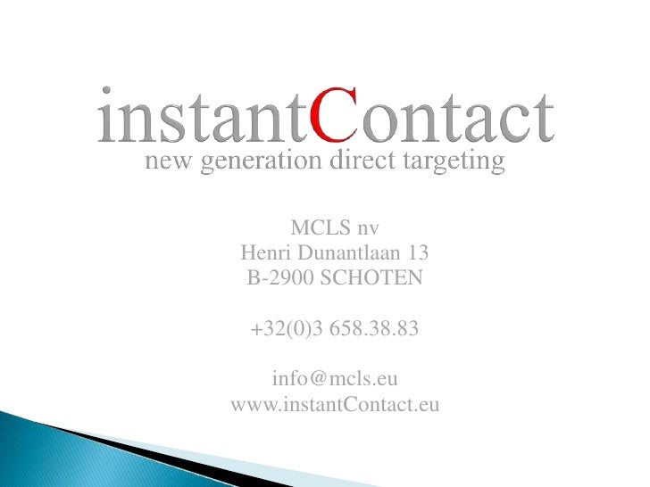 instantcontact jpg cb  instantcontact references<br > 26
