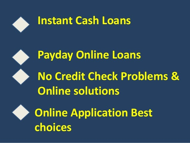 A Perfect Monetary Provision To Get Small Money For Any Needs Slide 2
