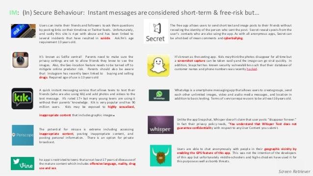 Instant Messaging Apps