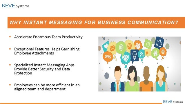 Instant Messaging For Business : Instant messaging for business future of corporate