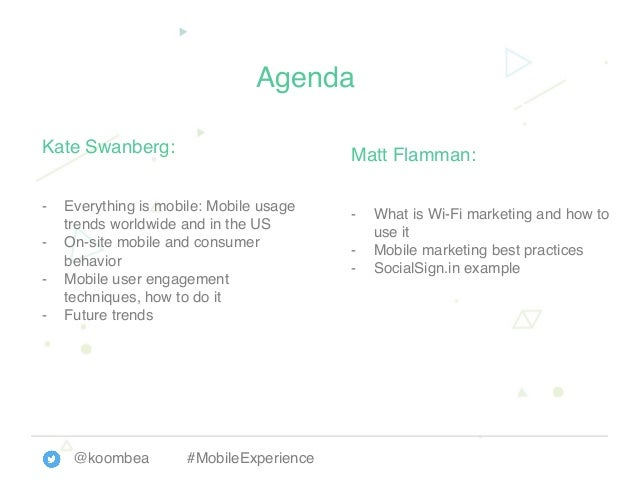 Instant Mobile Experiences: How to Create Unique In-Store Marketing Opportunities Slide 3