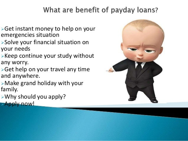Get instant money to help on your emergencies situation Solve your financial situation on your needs Keep continue your...
