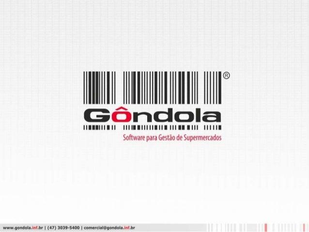 Gôndola Sistemas A Gôndola é uma empresa desenvolvedora de software com o foco principal nas necessidades e inovações do s...