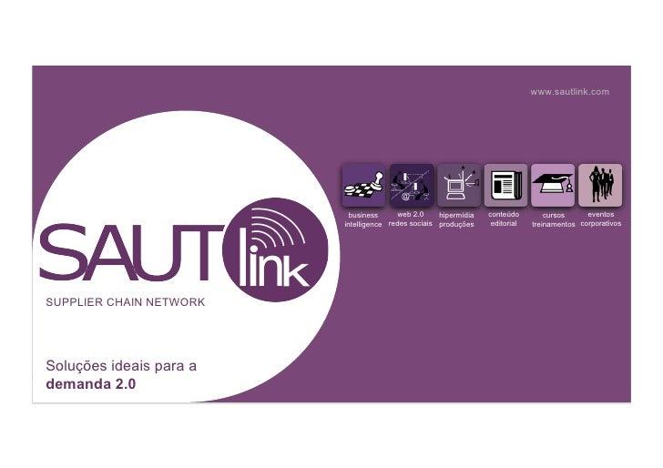 Institucional SAUTlink