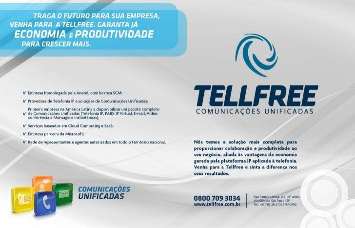 Apresentação - Telefonia IP Tellfree
