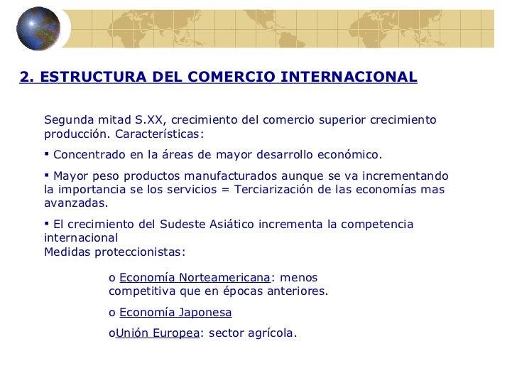 Instituciones internacionales y comercio exterior for Comercio exteriro