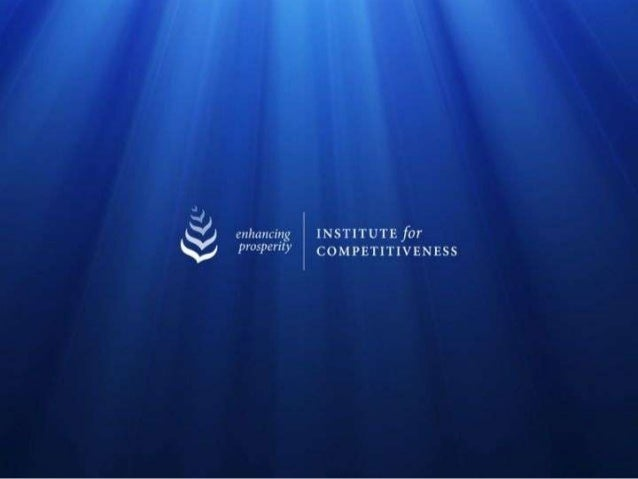 ACTIVITY PORTFOLIO OF THE INSTITUTEPUBLICATIONS                               EVENTS & AWARDS   India Competitiveness Rep...