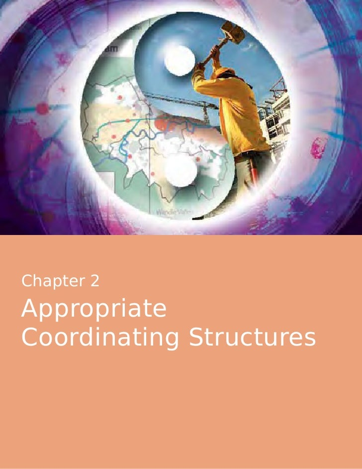 Chapter 2AppropriateCoordinating Structures2   Managing Asian Cities