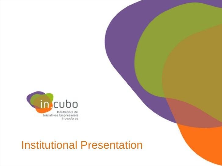 Institutional Presentation