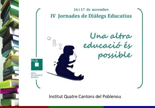 Institut Quatre Cantons del Poblenou