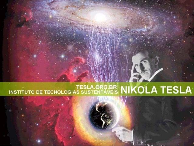 Instituto Nikola Tesla - Institucional