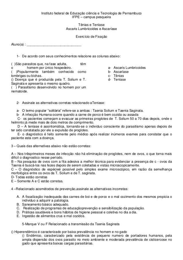 Instituto federal de Educação ciência e Tecnologia de Pernambuco                                          IFPE – campus pe...