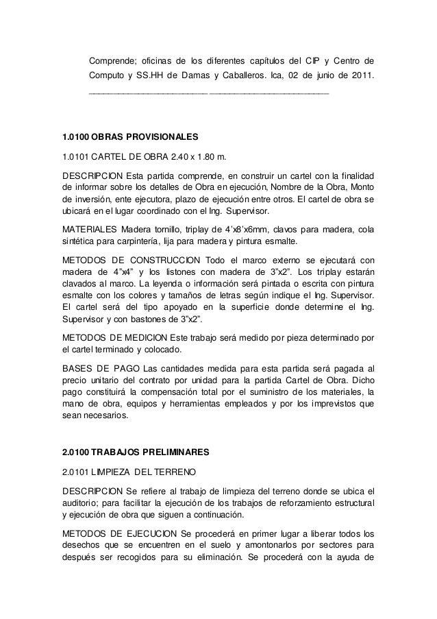 contrato de obras civiles