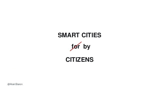 Cities Digital Transformation make them SMART thanks to holistic ecosystems. Slide 2