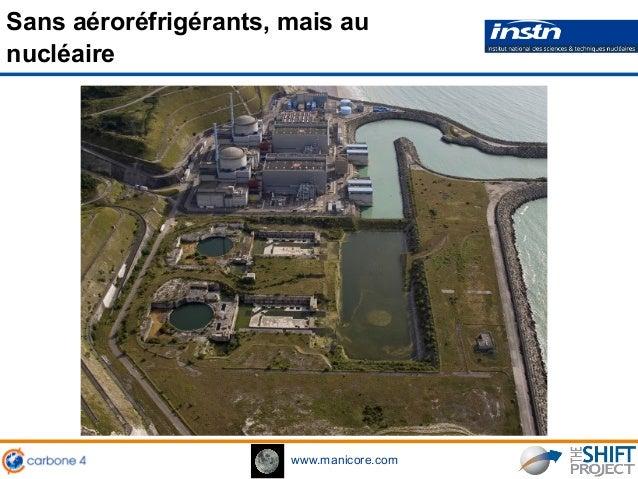 www.manicore.com Sans aéroréfrigérants, mais au nucléaire