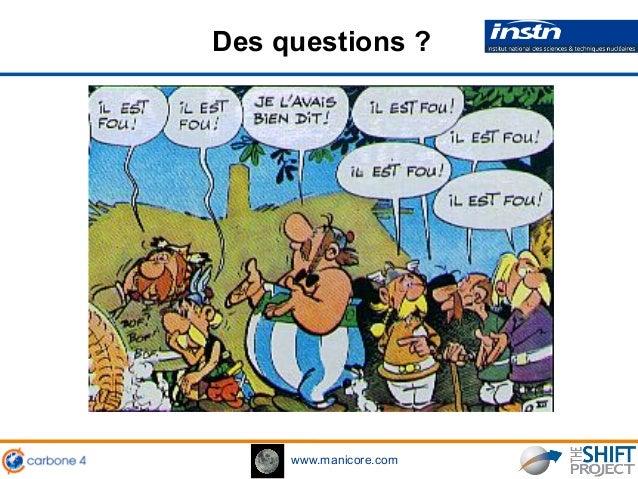 www.manicore.com Des questions ?