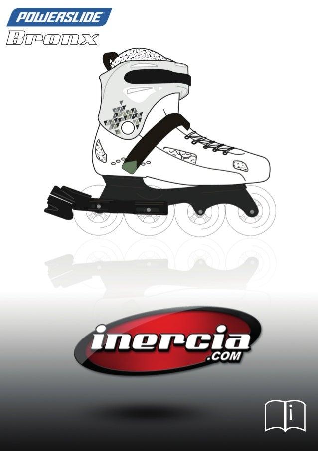 Instrucciones Montaje Freno patines Bronx