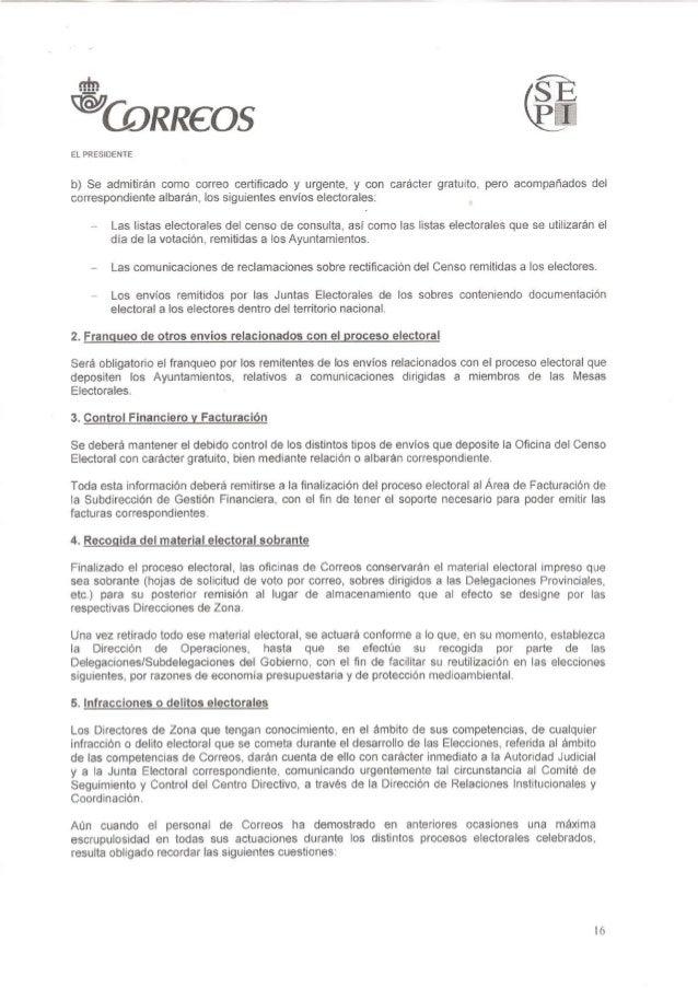 Instrucciones de elecciones 24 de mayo 2015 for Oficina del censo electoral