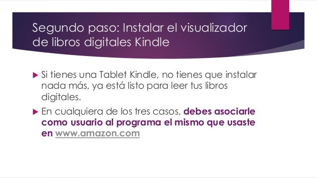 kindle sincronizar libros no comprados en amazon