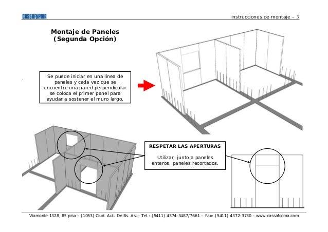 Instrucciones montaje - Instrucciones montaje cuna ...
