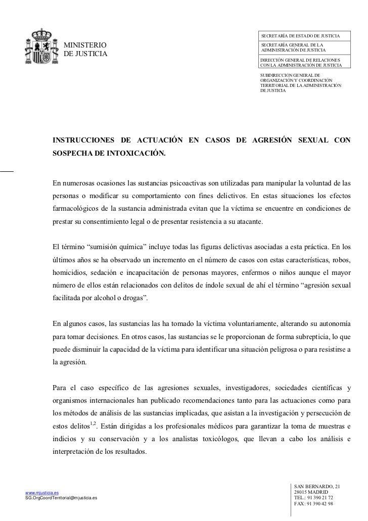 SECRETARÍA DE ESTADO DE JUSTICIA                  MINISTERIO                                                         SECRE...