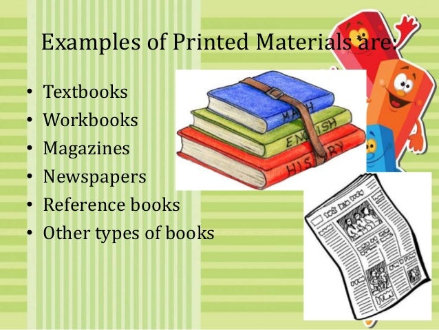 different types of instructional materials Roy s capangpangan different types of instructional materials.