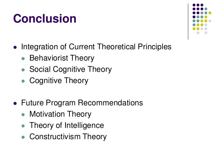 an analysis of the cognitive theory Can social cognitive theory constructs explain socio-economic variations in  adolescent eating behaviours a mediation analysis k ball.