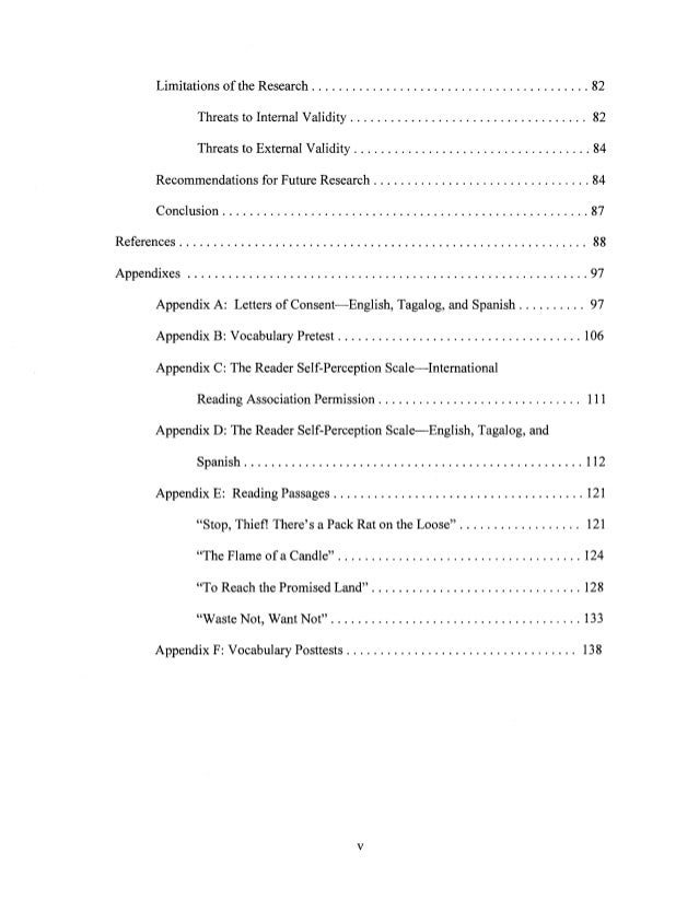 vocabulary research paper Of mastering vocabulary and text: consistent for comprehension and fluency section however, compreh.