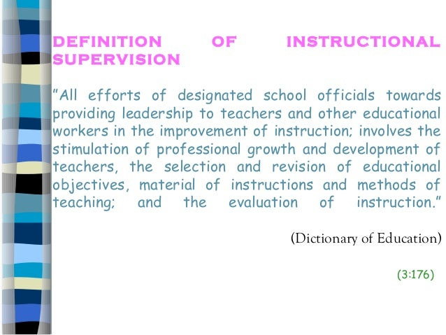 teacher selection supervision and evaluation essay This relationship is evaluative, extends over time, and has the simultaneous   supervisors are teachers, trainers, and professional role models  you should  ask the supervisee to select what cases he or she wishes you to observe and.