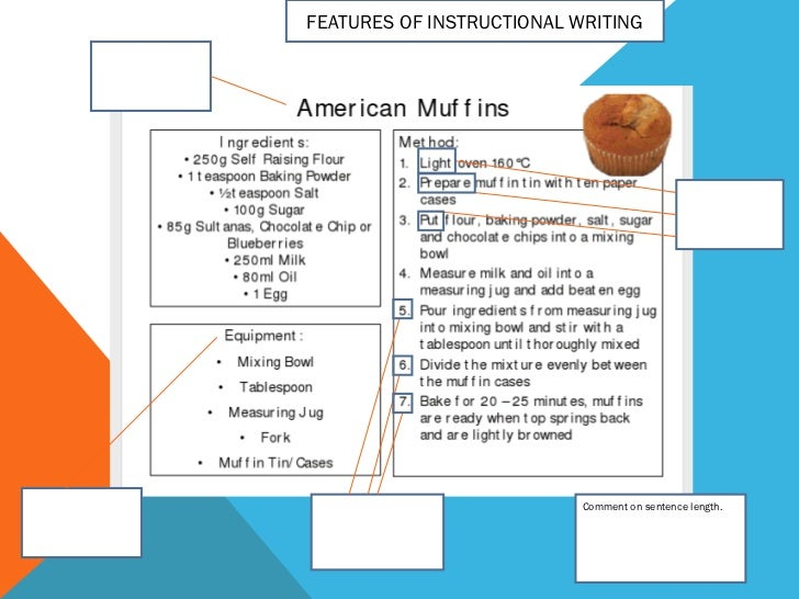 instructional essay A question many english language teachers ask is: how can i help my students improve in expository or argumentative essay writing the lesson materials presented here provide an answer this set of instructional materials was developed to encourage a thinking process and genre practice approach to.