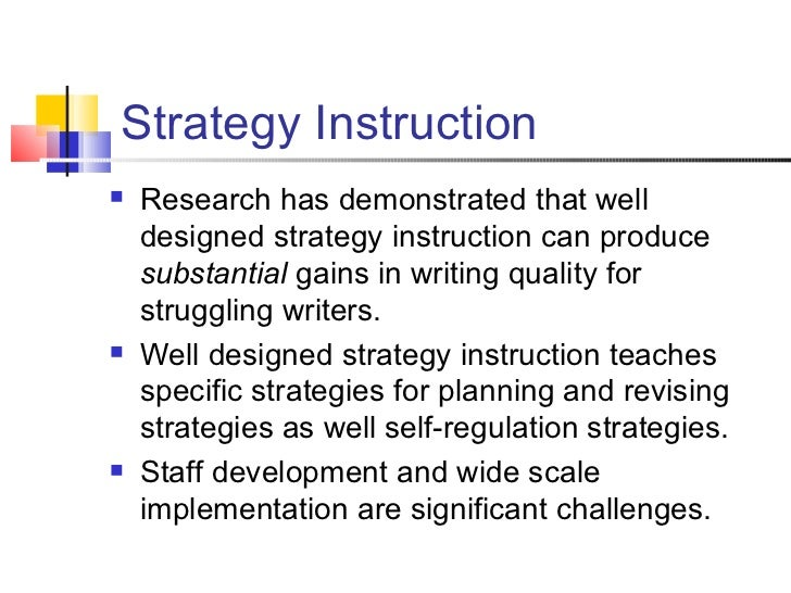 instructional strategies approaches 2 essay Learn about proven classroom strategies for helping kids master writing  in  order to master the five-paragraph essay format, and learning persuasive writing  in  that is, relatively rapid and not effortful2 as in reading, fluency is important   there is less research on instructional methods in this area than for spelling  and.