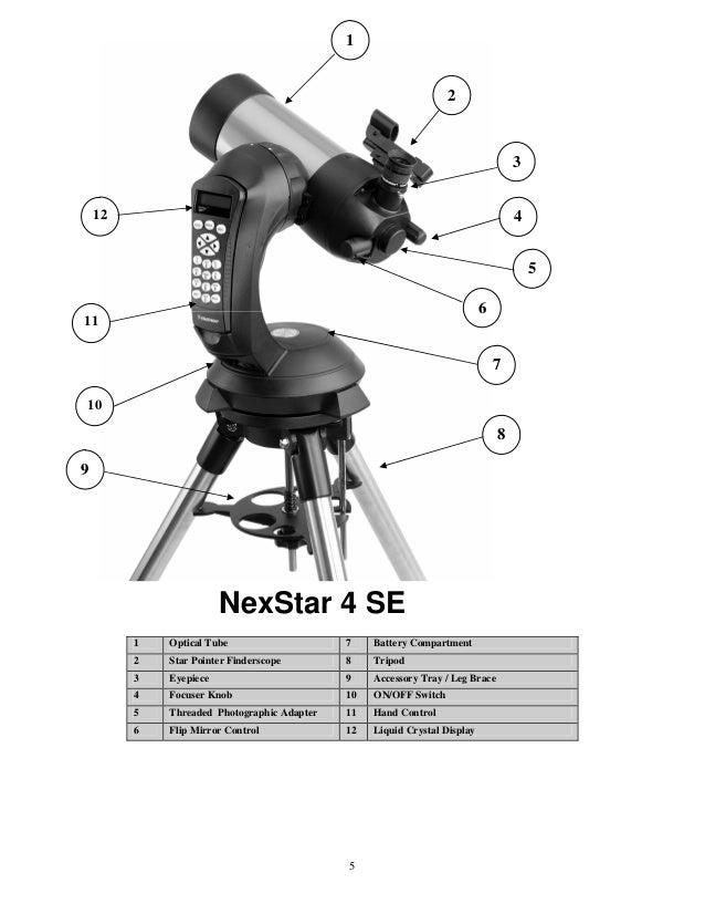 Nexstar 5 Manual