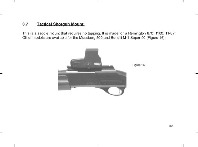 Instruction Manual EOTECH 553, SU231PEQ Sight | Optics Trade