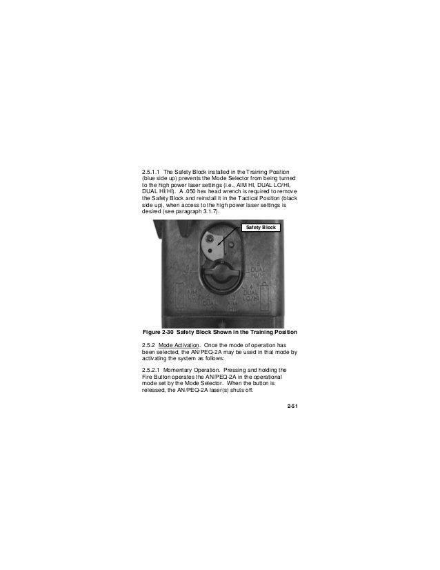 Instruction Manual EOTECH TPIAL | Optics Trade