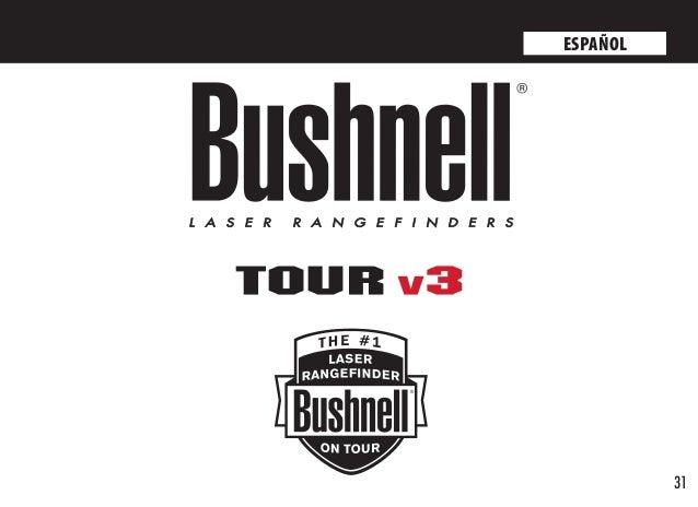 Bushnell Tour V Rangefinder Instructions