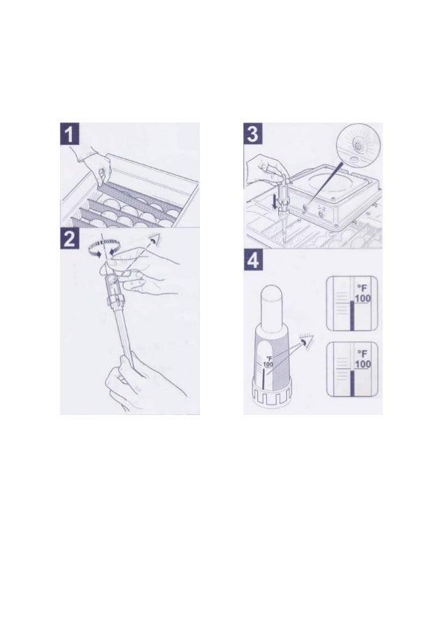 Covatutto 24 Incubator manual old