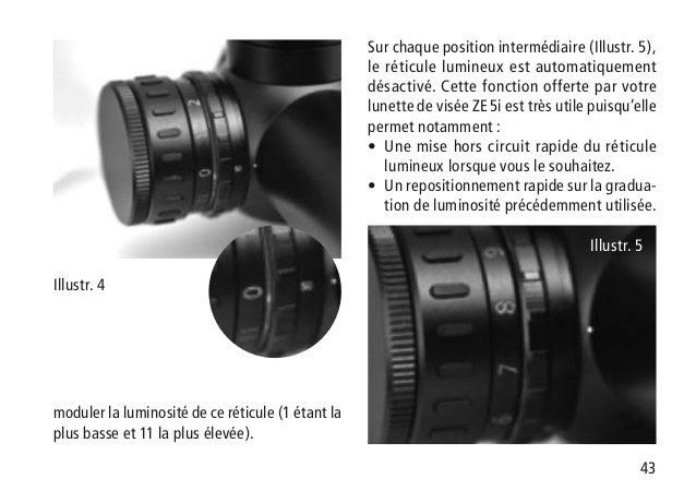 Instructions minox ze i series optics trade