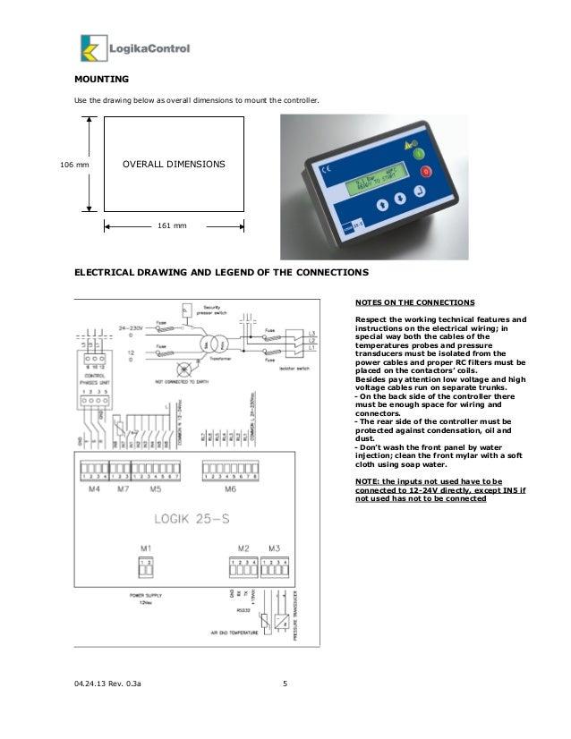 logik 18 контроллер инструкция