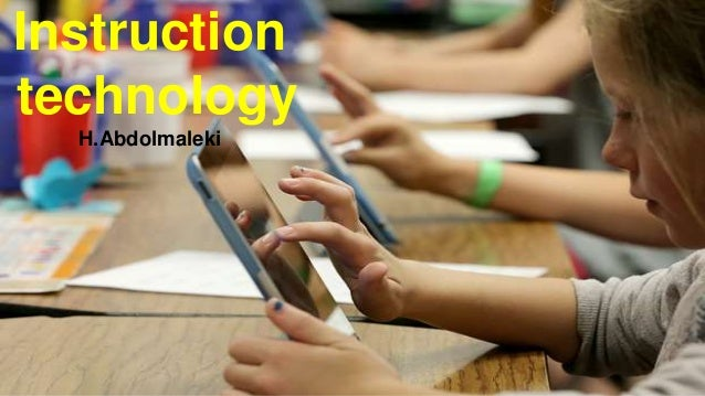 PowerPoint  Instruction  technology  Template www.Win2Farsi.com  H.Abdolmaleki