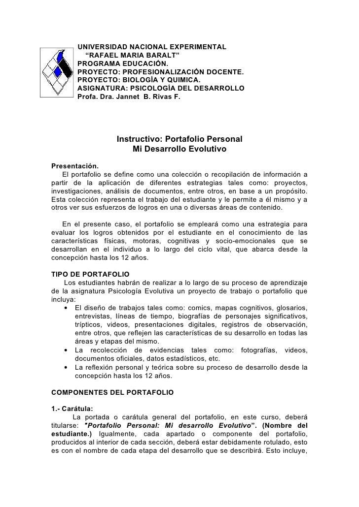 "UNIVERSIDAD NACIONAL EXPERIMENTAL           ""RAFAEL MARIA BARALT""         PROGRAMA EDUCACIÓN.         PROYECTO: PROFESIONA..."