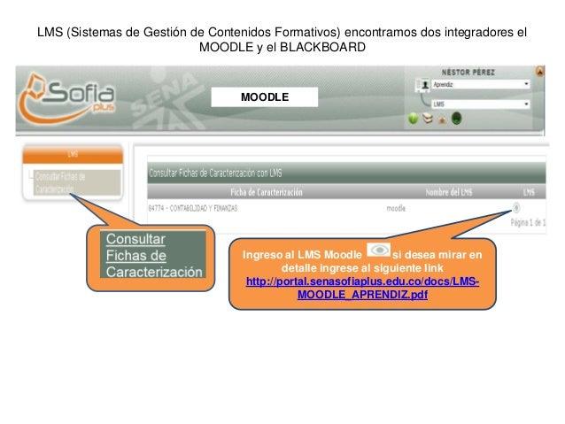 Para encontrar más información de clic en el curso al cual esta inscrito.