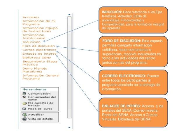 BIBLIOTECA SENA: Este espacio encontrará el acceso a: -Catálogo de Bibliotecas -Demo para realizar consultas -Acceso a la ...