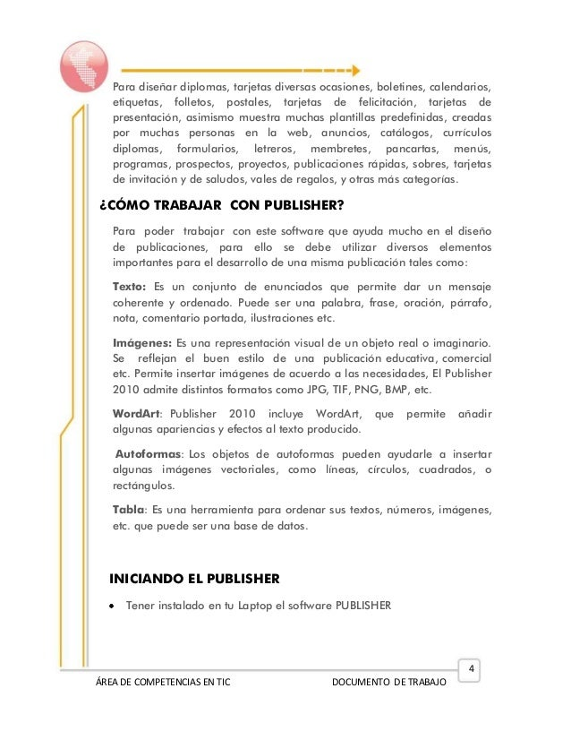 Instructivo De Publisher Doc2