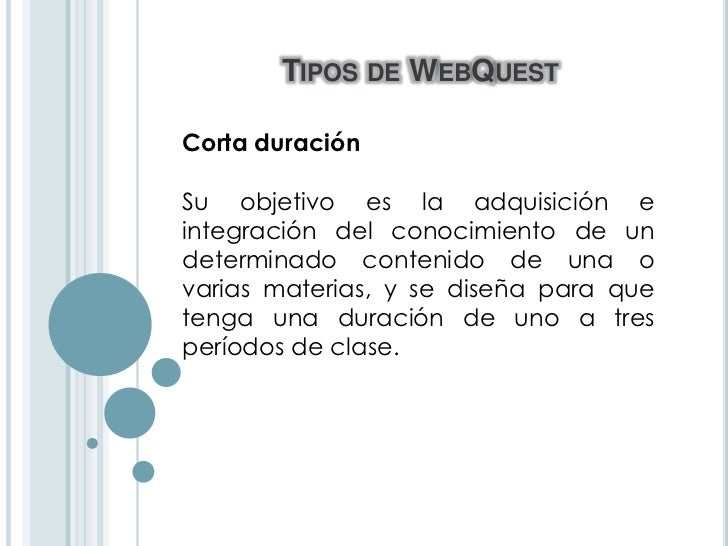 Instructivo digital webquest Slide 3