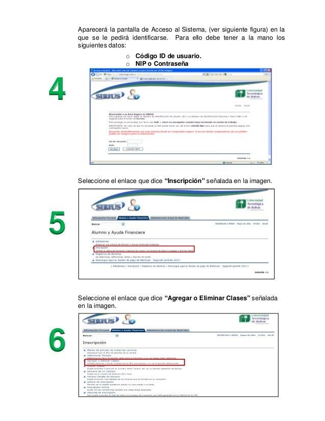 Instructivo proceso de matricula Slide 2