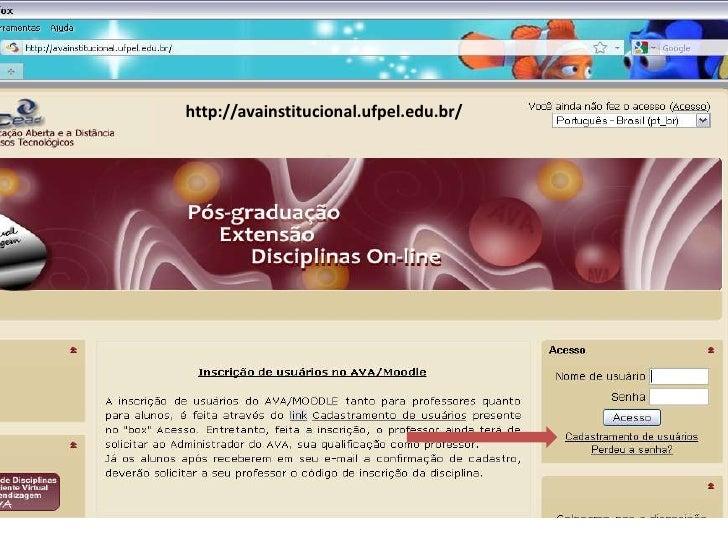 http://avainstitucional.ufpel.edu.br/<br />