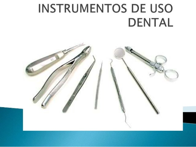 Instrumental dental 92d3c49bd25b