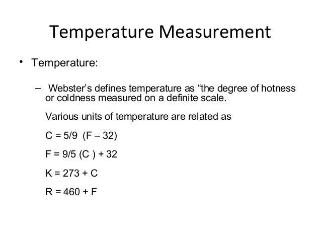 35 Steam Cold Water Hot Water Load Disturbance TT TIC I/ P Temperature terminology Temperature Control Loop • Temperature ...